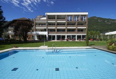 Hotel Gantkofel mit Swimming Pool